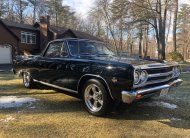1965 Chevrolet El-Camino SS 327 completely restored