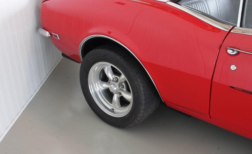 1968 Chevrolet Camaro SS with a 502cui big block