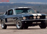 1967 Shelby GT500 4-speed-reserved