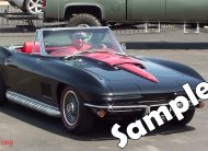 1966 Chevrolet Corvette Convertible 4-speed l79 327 Project car