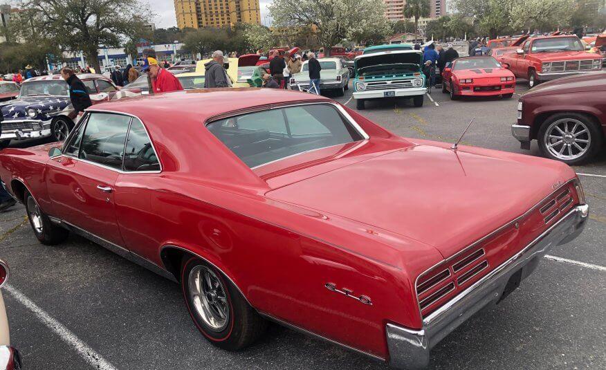 1967 Pontiac GTO 4-speed