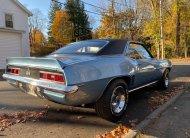 1969 Chevrolet Camaro 396 SS 4-speed