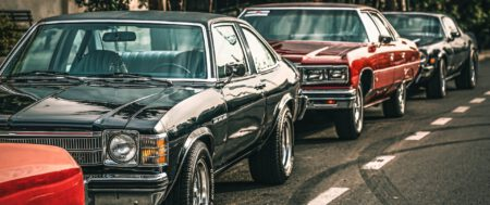 Are muscle cars only American?